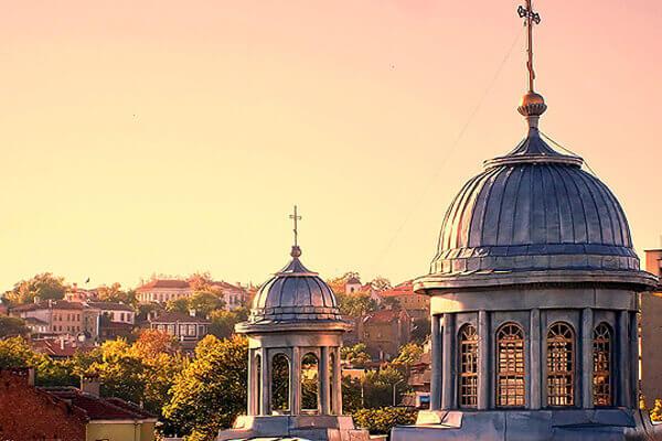 Werken in Bulgarije