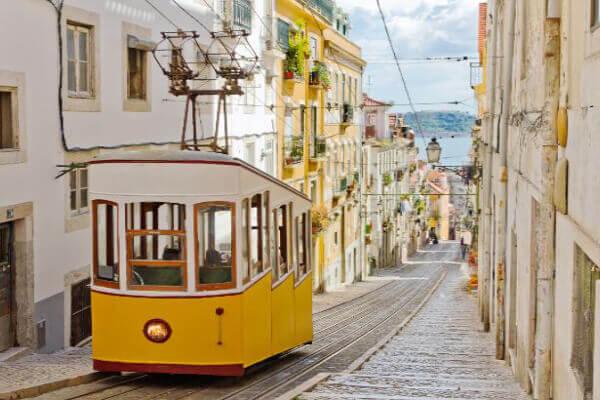 Werken in Portugal