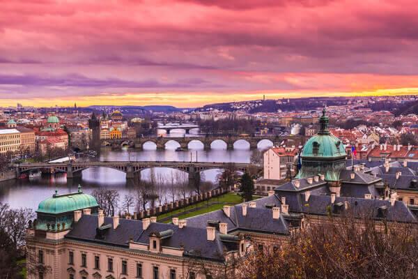 Werken in Tsjechië